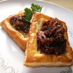 Red Onion Tartlette « THE-ROCK-CHEF.COM